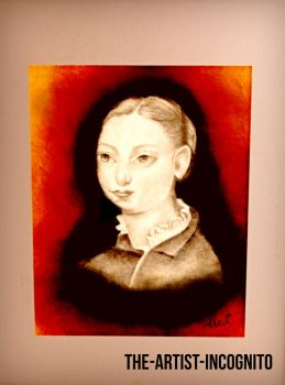 Portrait of Sofonisba Anguissola by The-Artist-Incognito