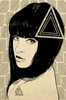Triad - Threadless Submission by CalcifiedCrow