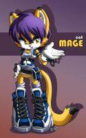 Mage the Cat by gen8