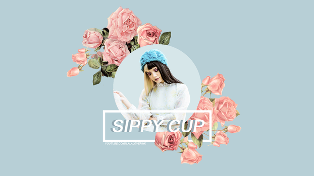 Sippy Cup [pastel wallpaper] by iheartpink-rachel