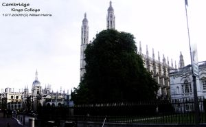 Cambridge Kings College by Mr-Xvious