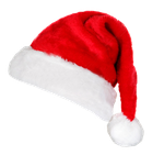 Christmas Hat PNG by xhipstaswift