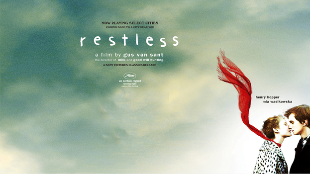 Restless Movie Wallpaper v.1 by LadyRandom