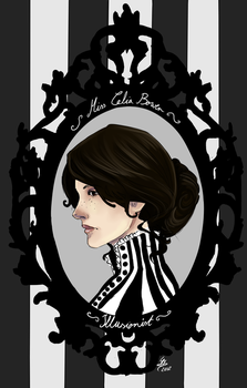 The Night Circus : Celia Bowen by Sombrewood