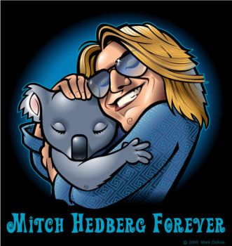 Mitch Hedberg Forever by Dead-Genre-Revival