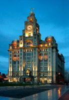 The Liver Buildings by Matricidal