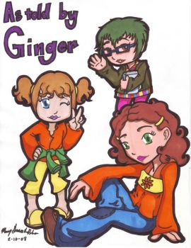 As Told By Ginger by maichi-water