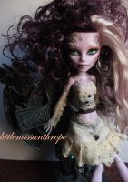 Myth and Monsters by littlemissanthrope