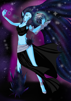 Ice Queen Isolde by Sir-Frog