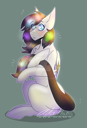 Commission - Chalk Dust by AdaHams