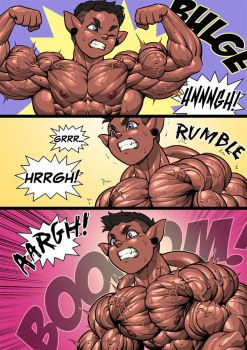 Pinnacle of Physique S1-56 by Pokkuti