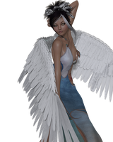 Stock: We were Angels by venomoussilence