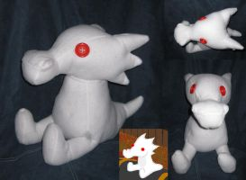 Pyralspite Plush by skulldog