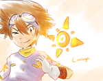 Digimon 15th - 8/1 by adventure-heart