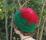 Knit Winter Hat - Now On Etsy by ThePeculiarMissE