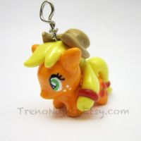 My Little Pony Friendship is Magic Apple Jack by TrenoNights