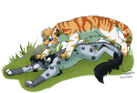 EBC: AT with Val: Damasen + Shani by Sparaze