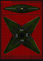 T-4 Drone Carrier by 0verlordofyou
