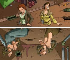 Tickling in Fallout by Dr-Willard