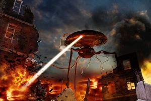 War of the Worlds by ShaneGallagher