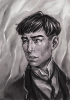 Credence Barebone  by jHindie