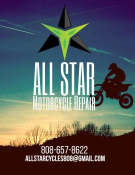 All Star Motor Cycle Repair by SkyBreeze26
