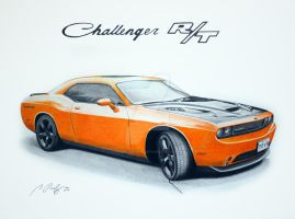 Dodge Challenger RT 2014 by Mipo-Design