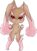 Lopunny is love by Style-Spiral
