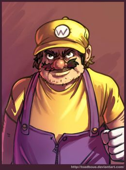 I'm Wario by Tohad