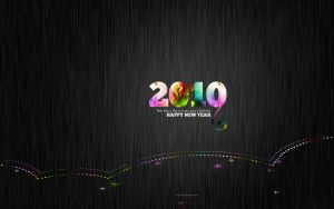 Shiny 2010 Wallpapers by moneyzeal