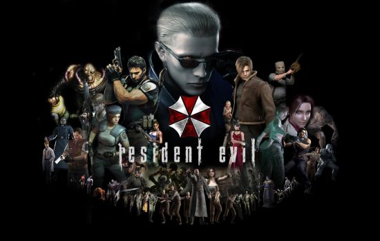 Resident Evil Series Poster by the-hero-of-time28