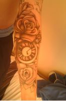Watch Tattoo by A-P-T