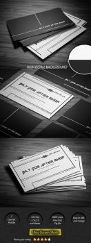 After Shop Corporate Business Card by calwincalwin