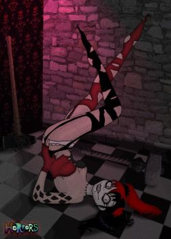 Gods and Monsters Harley Quinn by Little-Horrorz