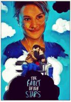 The Fault in our Stars  Fan-Poster by Iris117
