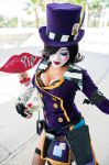 Mad Moxxi: Feel the beat by Enasni-V