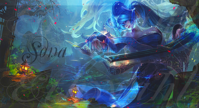 Sona Background by Ethwahl