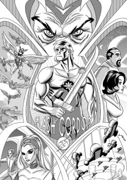 Flash Gordon by VigStarmax