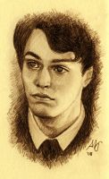 Tom Riddle for tombraiderfan1 by Lyvyan