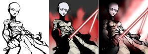Asajj ventress 2 by Dantooine
