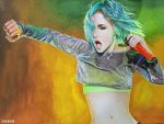 Hayley Reading Festival by jigger88