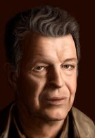 Fringe - Walter Bishop by reneev
