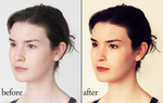 Retouching photofilter example by vadimfrolov