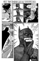How Batman got his Groove Back by Davinder