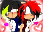 .:giftie:.more onso x kenny by Dyebii
