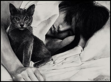 I'll protect you by Jaejoong