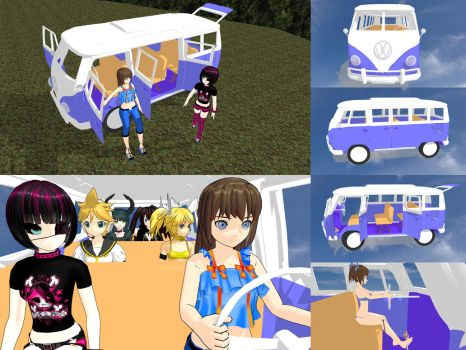 MMD Van Download by MCMXC2
