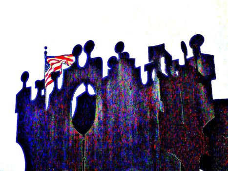 A Band Of Americans by Sean-Matthew
