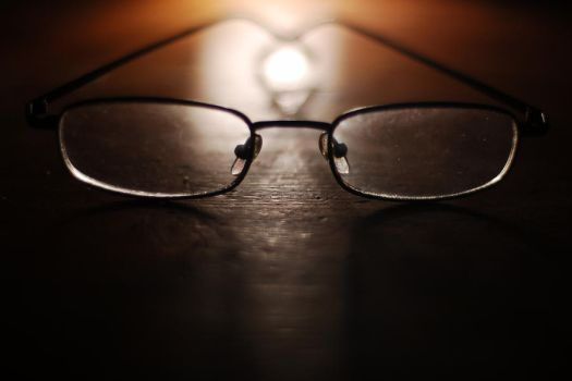 My Glasses by Wilber