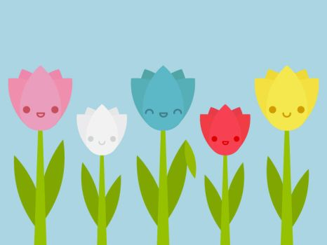 Tulips by apparate